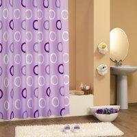 Kúpelňový záves 180x200 cm BS-5033