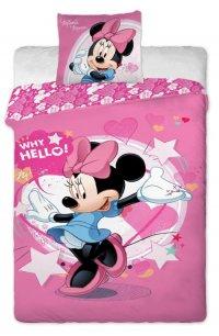Postelne prádlo Minnie ružová