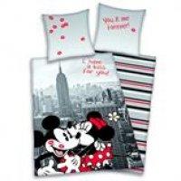 Postelné prádlo Mickey a Minnie NY