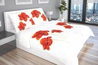 Satenové postelné prádlo Tatiana
