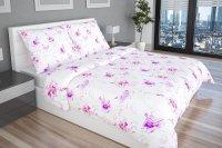 Satenové postelné prádlo Rosalba