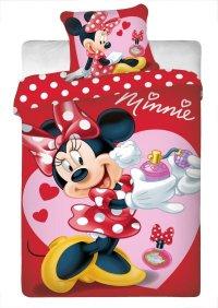 Postelné prádlo Minnie a parfém