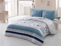 Postelné prádlo Minotti modrá