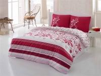 Postelné prádlo Minotti červená