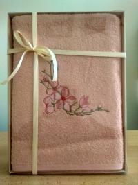 Frote set uterák+osuška marhuľový